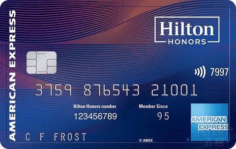 #2021扬帆起航#【论坛首发】【日本信用卡】希尔顿运通信用卡详析