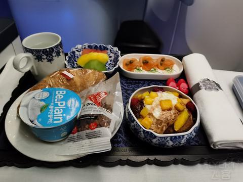 #2021扬帆起航#荷兰航空杭州—阿姆斯特丹777-200商务舱体验