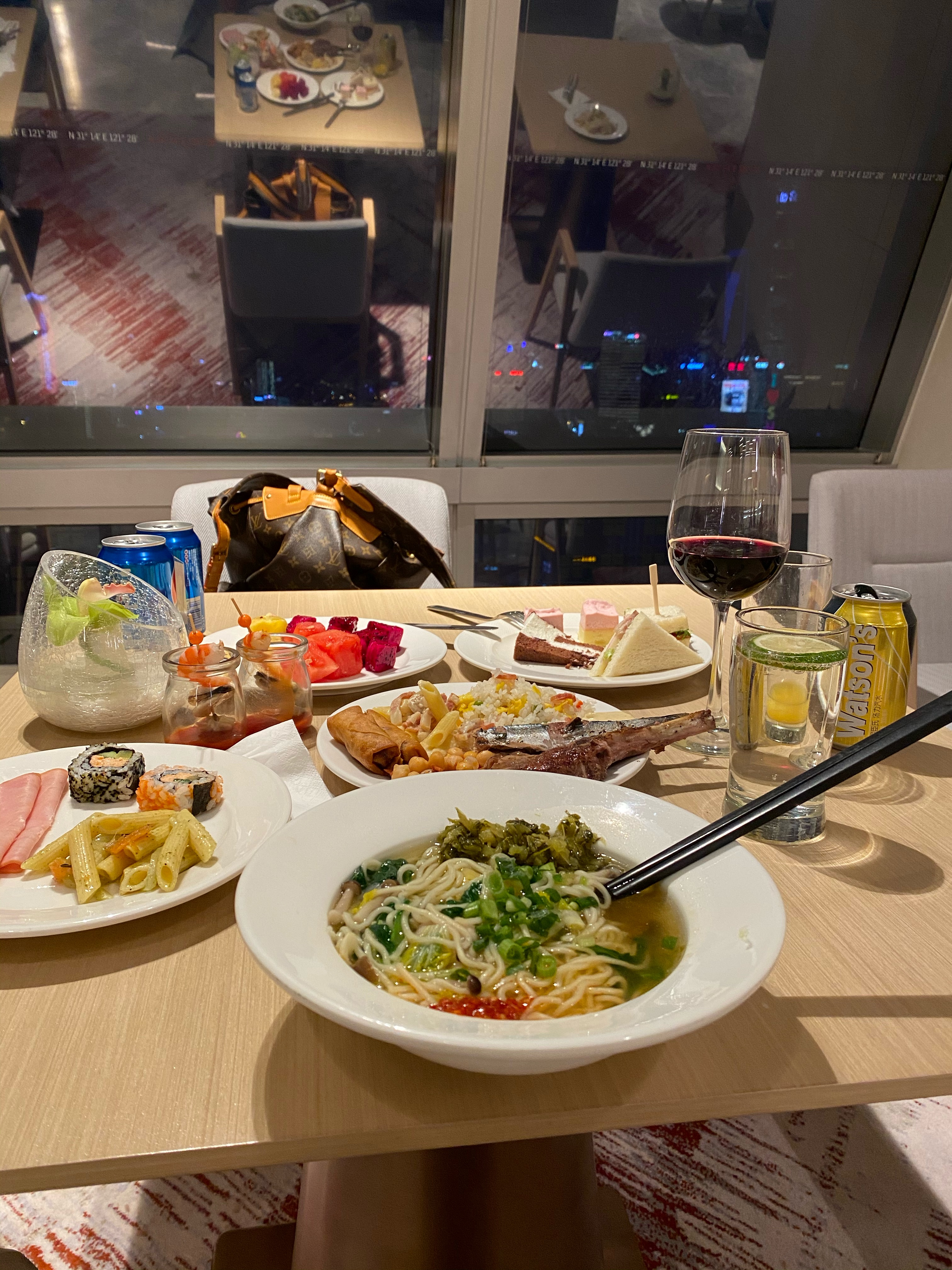 上海世茂皇家艾美酒店 居家套房 ——钱不白花的upsell系列