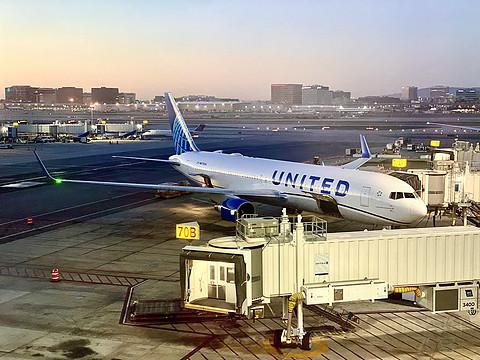 时隔六年UA美联航重新复航纽约肯尼迪JFK!