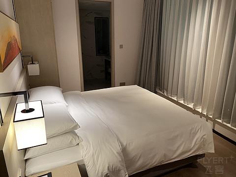 长沙黄花国际机场凯悦嘉轩酒店打卡
