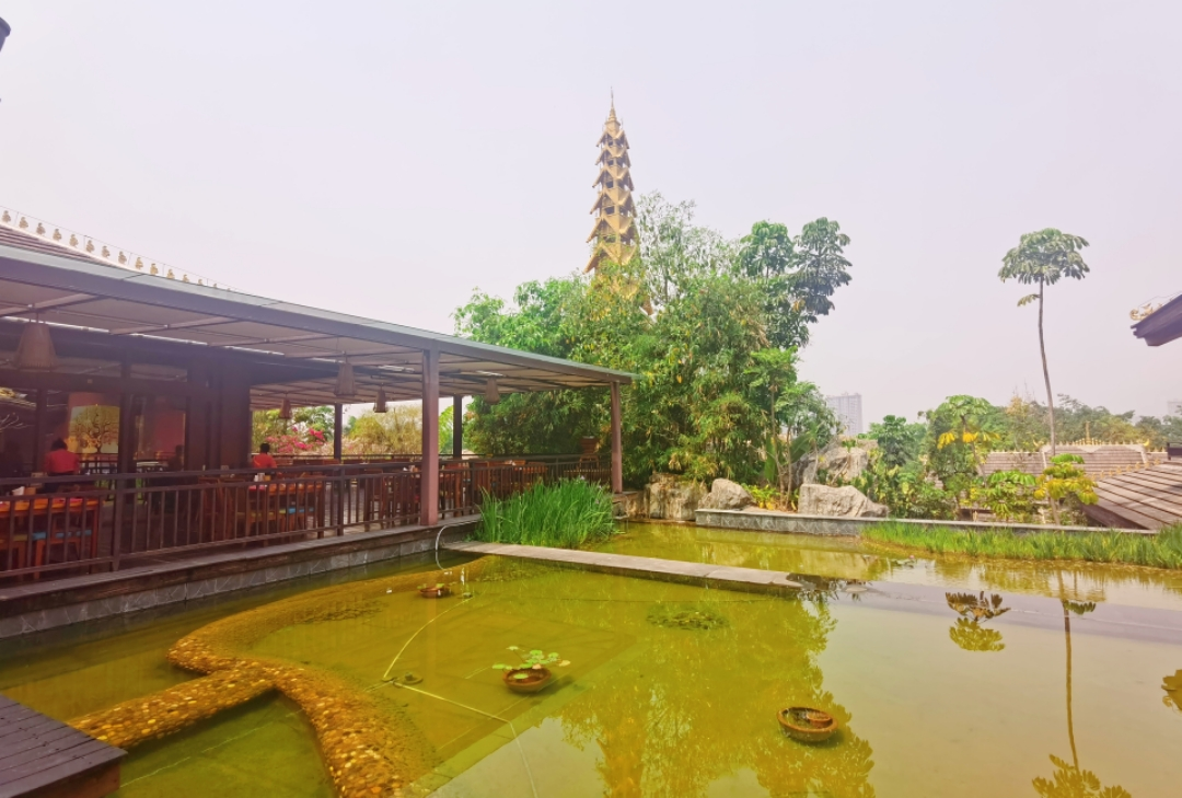 清明踏青—云南西双版纳洲际度假酒店体验报告