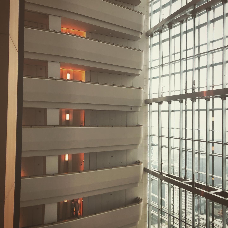 """""""说它是大中华万豪旗舰没多大问题"""" 记一次深圳中洲万豪酒店体验 海湾行政套房"""