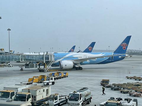返程再遇墨镜侠——南航最新A359(B-30F0)公务舱报告