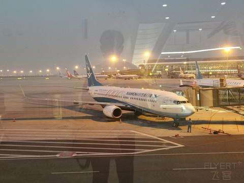 板鸭航评—PKX-WUH极限早班机