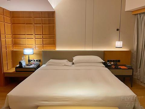 中国最佳机场酒店-深圳机场凯悦嘉宾轩套房体验