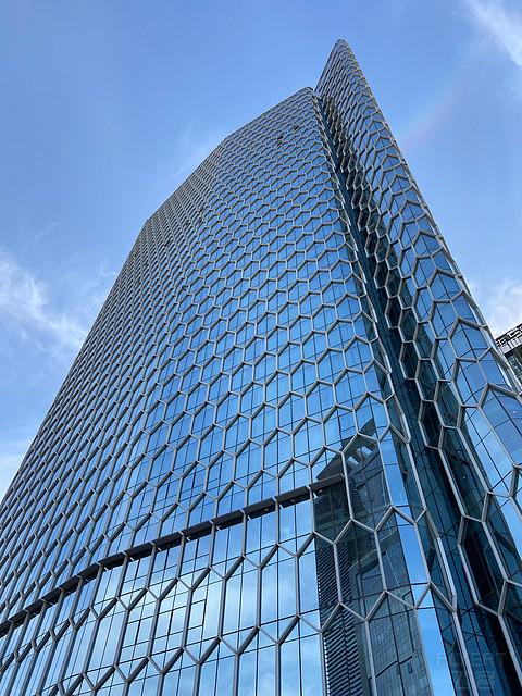 北京三里屯通盈中心洲际酒店(高级豪华房)入住体验
