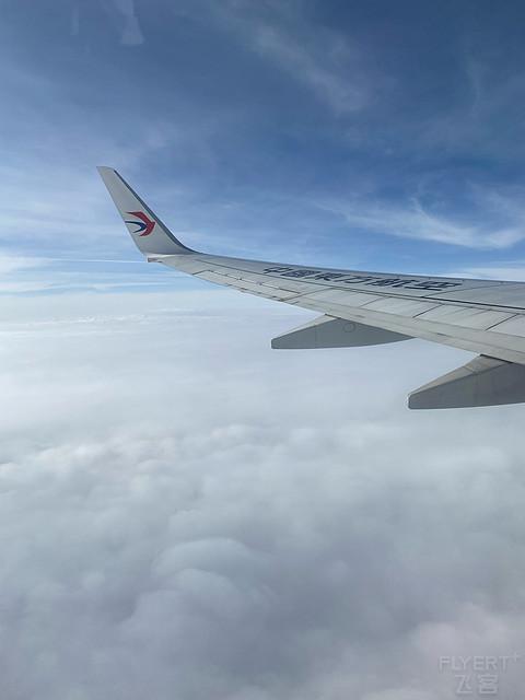 【再见古都】LYA-DLC 东航云南 B737-700经济舱体验