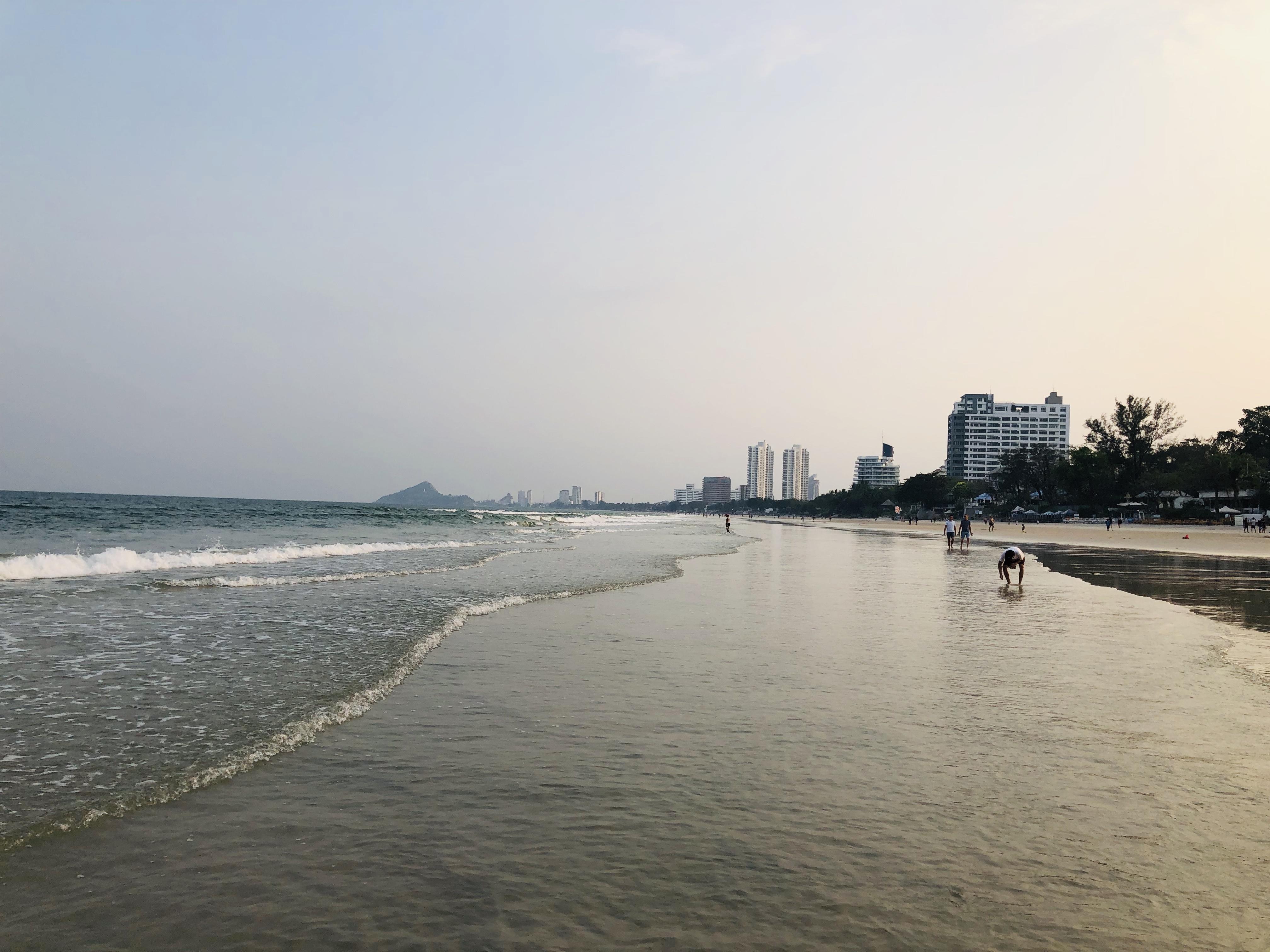 想去泰国了——华欣万豪