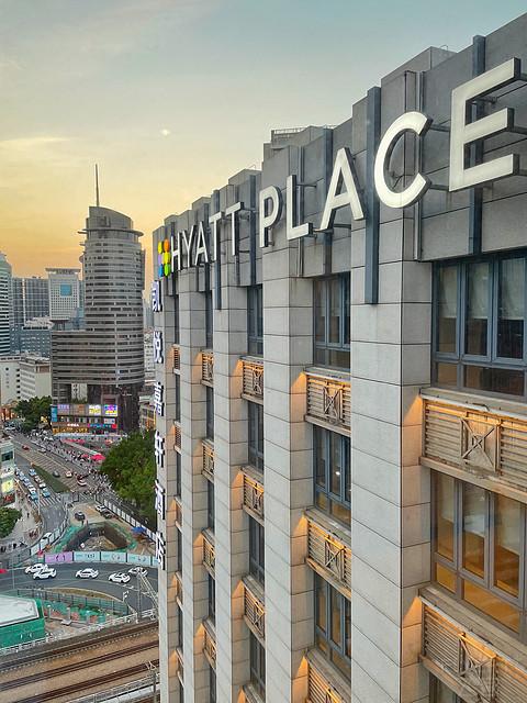 深圳东门凯悦嘉轩酒店不完全体验-从特色客房到商务套房