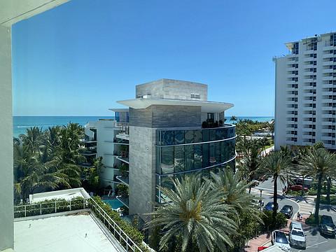 迈阿密 南海滩 艾迪逊 The Miami Beach Edition 疫情期间的简短度假报告