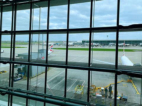 英国航空|希思罗飞阿伯丁体验
