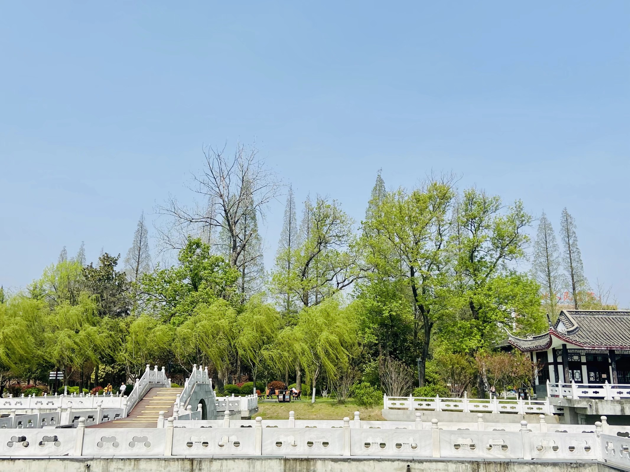 烟花三月——扬州绿地福朋喜来登