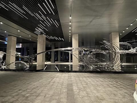舒适的商务酒店—深圳湾万丽