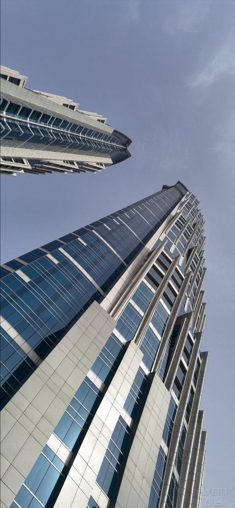 迪拜疫情 斋月期间 低价刷房のDubai JW Marquis 最高单体酒店迪拜万豪侯爵