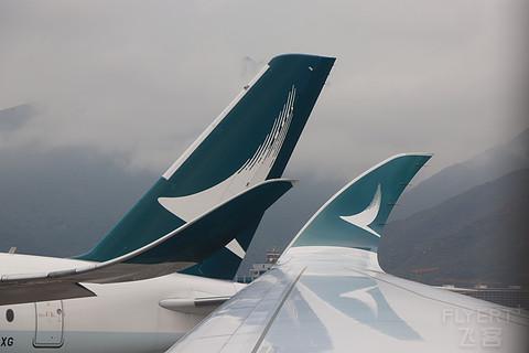 被困15个月后的第一次飞行,从香港到新加坡,long time no see