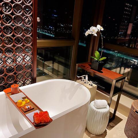 重庆丽晶酒店精致套房体验