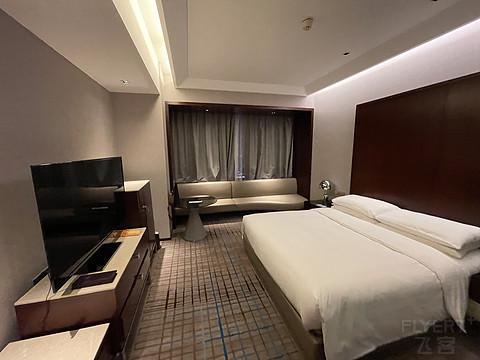 【Minster酒店旅157】再次挑战……上海龙之梦万丽复式套房