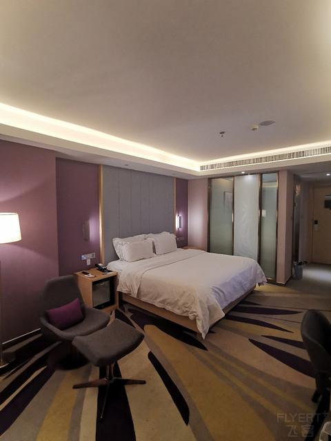 五一假期小住麗枫酒店—大理高铁站洱海公园店。
