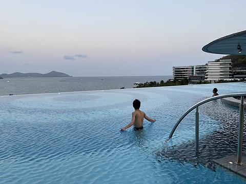 萬豪系三大網紅巨頭測評(第二彈)——三亚山海天傲途格酒店