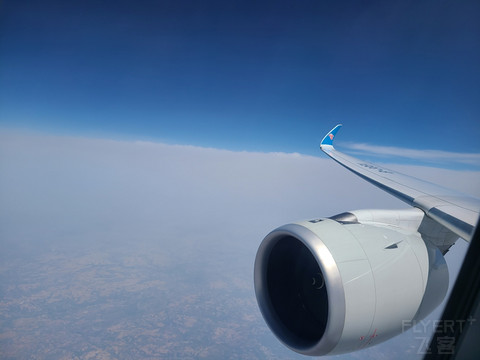 A359再大也没华北风大——南航兴沪线报告