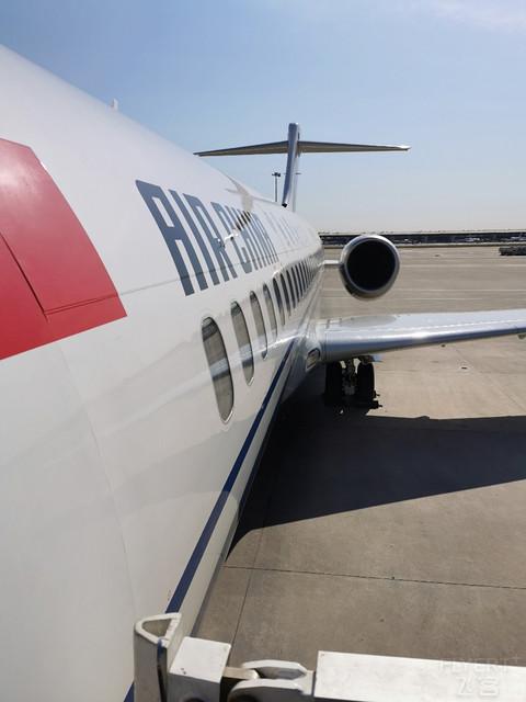 短程飞行又来了!国航CA1117北京呼和飞行体检