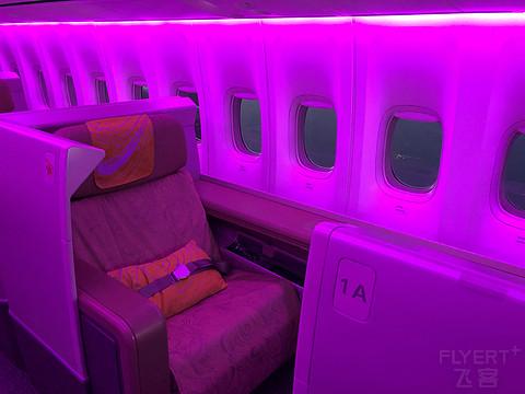 CA1452 51劳动节成都双流—北京首都 B747-8公务舱体验