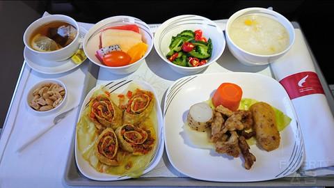 天上阿里 西藏航空 TV9807 LXA-NGQ 公务舱体验