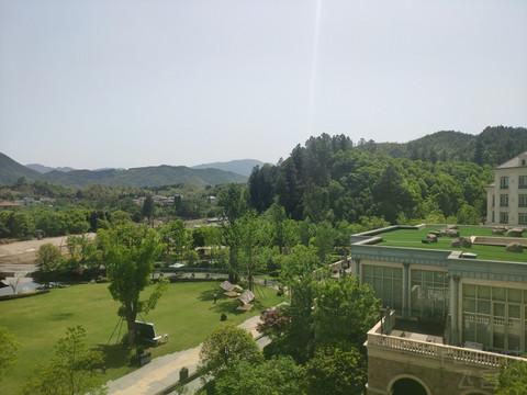 五一打卡杭州鸬鸟希尔顿花园酒店
