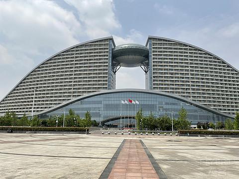 浴火重生-武汉洲际酒店一览