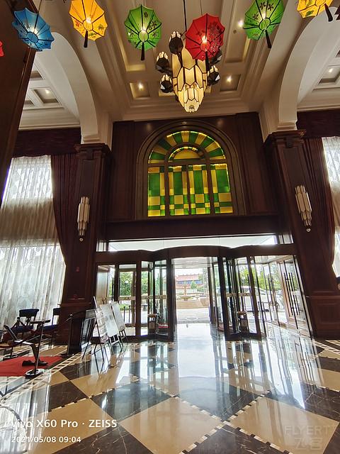 穿越,是老上海的味道「横店影视城百老汇大厦」亲子时光套