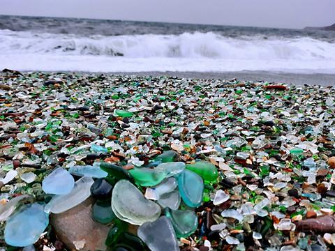 【美丽的玻璃沙滩】Aurora航空:海参崴飞哈巴罗夫斯克