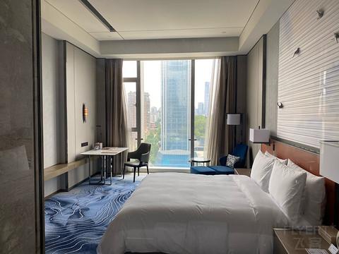 【贵阳东景希尔顿酒店】期望越高,失望越大哈哈