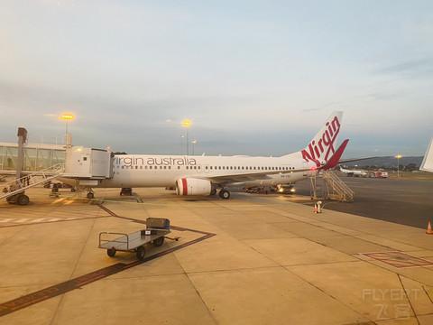 一次舒适的澳洲维珍航空公务舱体验 VA236 ADL- MEL
