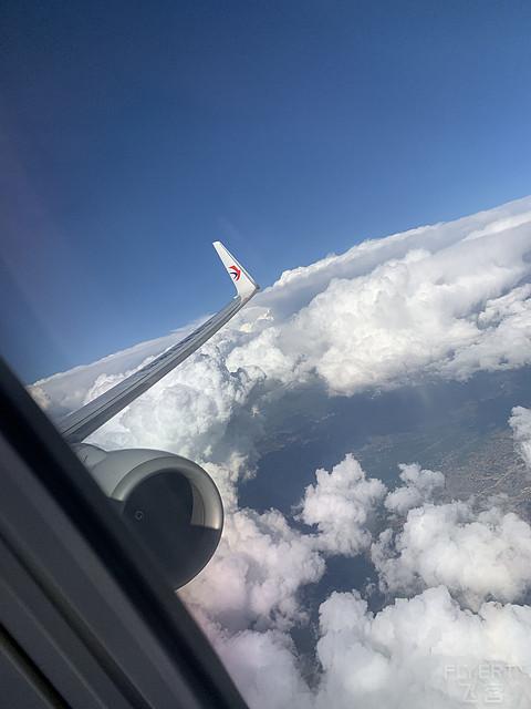 打卡东航云南B-7591,TSN-KMG,MU5748