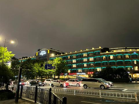 五一招行300订房入住 杭州索菲特西湖大酒店 位置优越 瑕不掩瑜