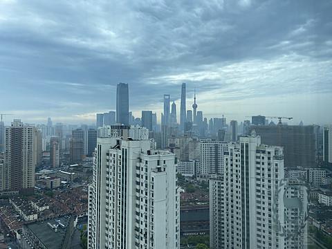 2020年5月上海三至喜来登酒店