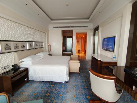 武汉汉口泛海喜来登大酒店打卡