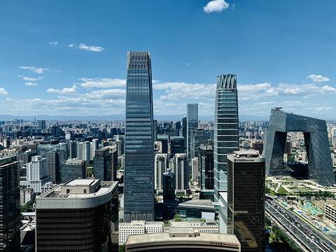 最熟悉的北京柏悦,吃饭、喝酒、健身远大于住宿