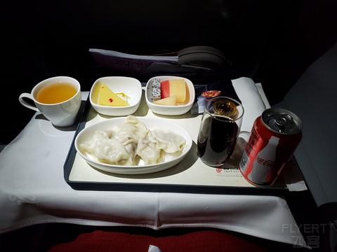 成都-温州 CA1960 A321 公务舱 报告
