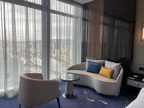 黄河之上 天幕之下|打卡兰州凯悦酒店