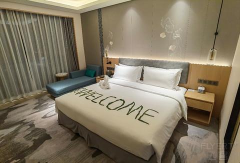 厚道如此,夫复何求之贵阳南岳假日酒店精致套房入住体验