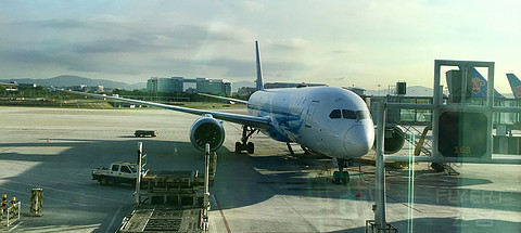 CZ3409 广州白云-昆明长水 南航B787-9(78Z)经济舱体验