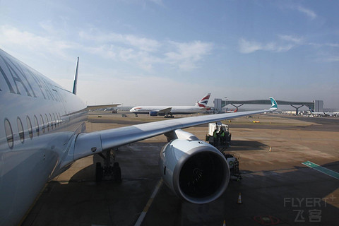 以前正常日子的飞行记录 英国为了体验能空中上网的359特意去盖特维克飞 结果wifi坏了