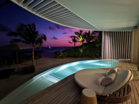[飞客首发]马尔代夫丽思卡尔顿开业体验 - 酒店概览及沙滩别墅篇