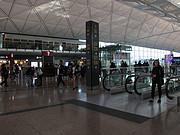 以前正常日子的飞行记录 英国旅行返程最后一段 搭乘港龙航空从<em>香港</em>回宁波