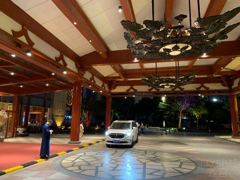 #趁初夏,去旅行# 西安香格里拉大酒店
