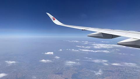 MU5153上海-北京经济舱飞行报告