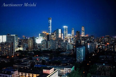 我醉欲眠卿且去 明朝有意抱琴来——北京三里屯通盈中心洲际酒店