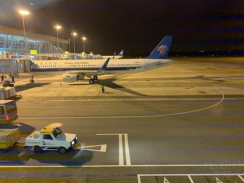 南航A320 CZ6282 明珠经济舱飞行报告(WUH-DLC)